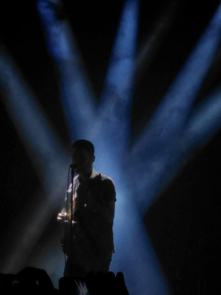 José Chino canta en 'El Mañana Tour' a su paso por Sevilla | Foto: Manuel López