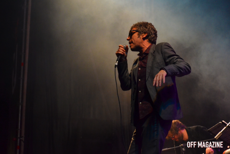 Xoel López cierra su gira Paramales el próximo viernes 27 de octubre en la Sala Riviera | Foto vía Adrián Jiménez