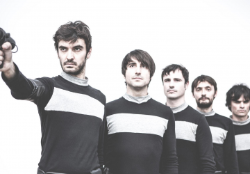 Second, Full y Grises actuarán mañana en la sala Ochoymedio de Madrid. En la foto, Second | Foto vía second.es