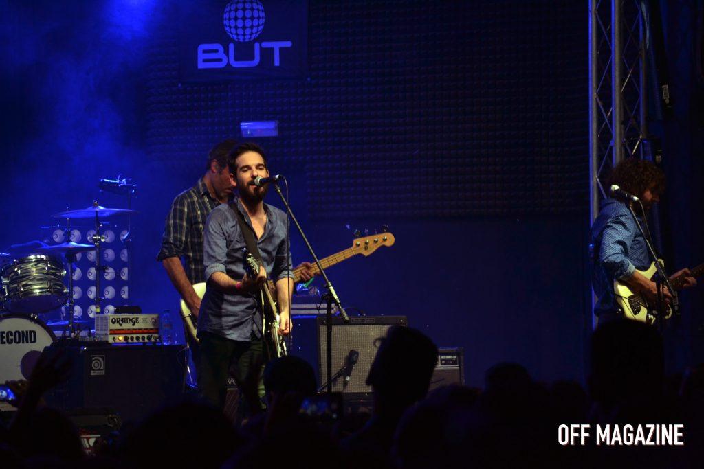FULL tocaba por primera vez en Ochoymedio | Foto: Adrián Jiménez
