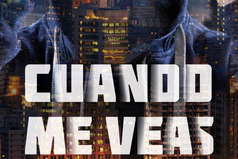 Portada de 'Cuando me veas', nueva novela de Laura Gallego | Foto vía lauragallego.com