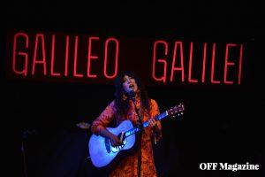 Anni B Sweet en la Galileo Galilei | Foto vía Adrián Jiménez