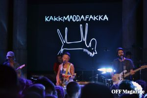 Los noruegos Kakkmaddafakka actúan en el Círculo de Bellas Artes | Foto vía Adrián Jiménez