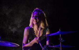Julia sonríe | Foto vía Nadia Martín