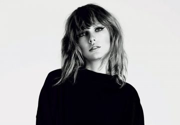 Una de las fotos promocionales de Reputation, de Taylor Swift